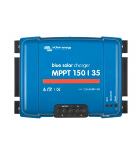 Victron Energy MPPT 150/35 BlueSolar Solar Charge Controller