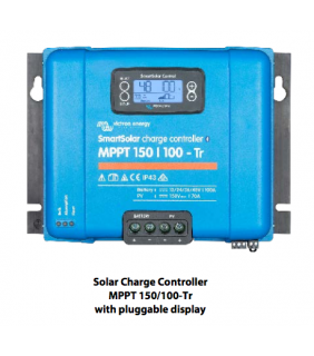 Victron Energy MPPT 150/100 SmartSolar Solar Charge Controller TR
