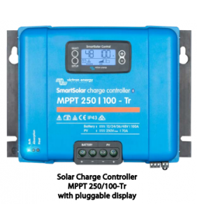 Victron Energy MPPT 250/100 SmartSolar Solar Charge Controller TR