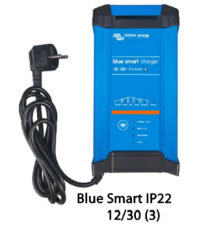 Victron Energy Blue Smart IP22  12/30 (1)  (also available: 12/30 (3) , 24/16 (1), 24/16 (3) )