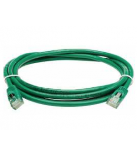 Cat5e UTP patch cord, 10.0m, Green