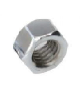M8 Hex Nut 304 Grade Stainless Steel
