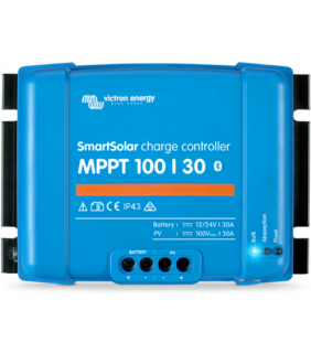 Victron Energy MPPT 100/30 SmartSolar Solar Charge Controller