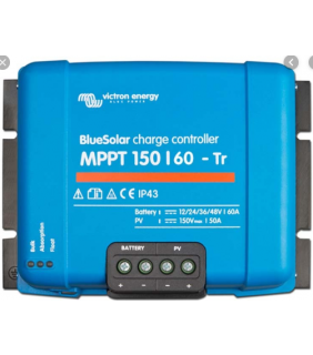 Victron Energy MPPT 150/60 TR  SmartSolar  Solar Charge Controller  (also available MC4)