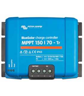Victron Energy MPPT 150/70 TR  SmartSolar  Solar Charge Controller  (also available MC4)